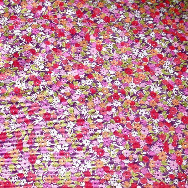 Liberty Cord Lesleys Fabric