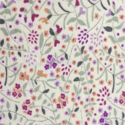 Liberty Jersey Cream Ditsy Fabric