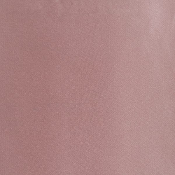 Dusty pink silk satin fabric