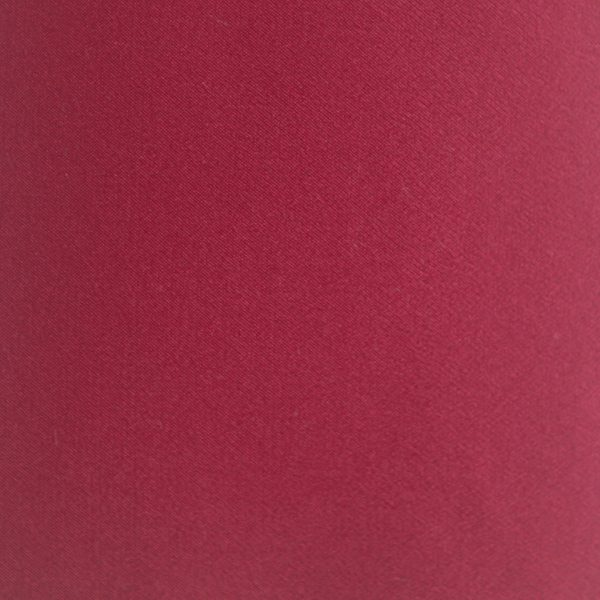 Silk satin scarlet fabric