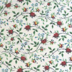 Liberty Tana Lawn Rosy Fabric