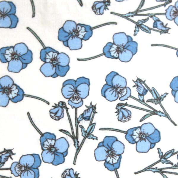 Liberty Tana Lawn Rosy Blue