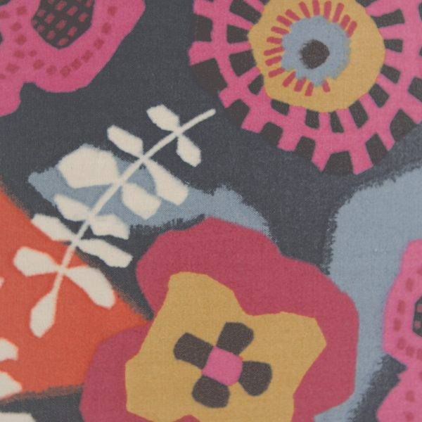 Liberty Tana Lawn Takashi Pink Fabric