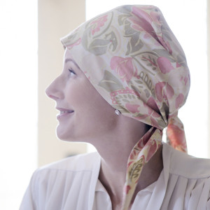 Headscarf for cancer patients