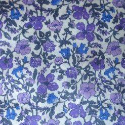 Liberty Tana Lawn Meadow Blue Lilac