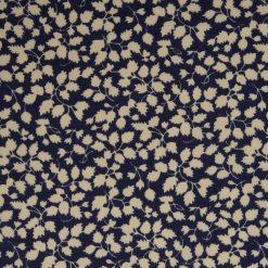 Tana Lawn Glenjade Navy Fabric