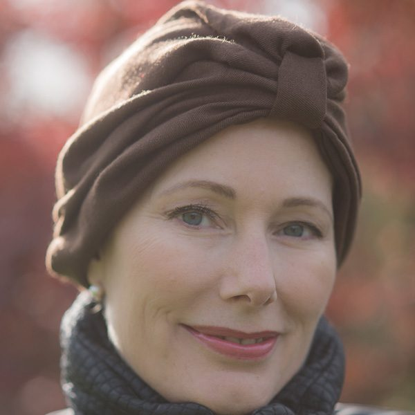 Soft Cancer Turban Hat