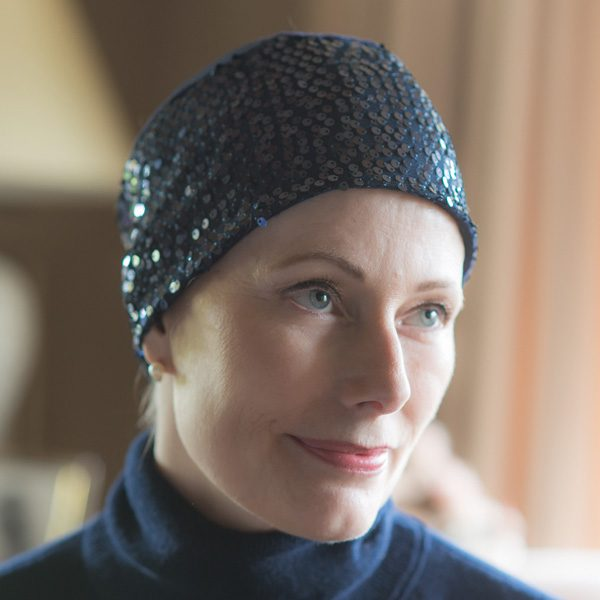 Chemo special occasion hat