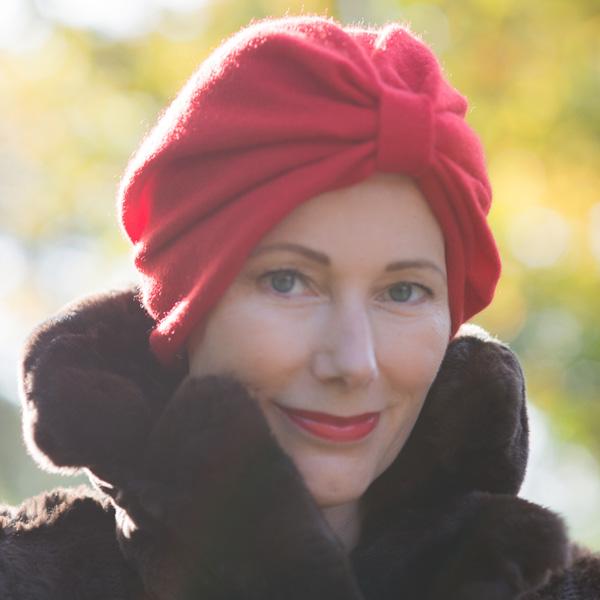 Soft chemotherapy turban