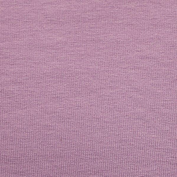 Soft lilac bamboo fabric for cancer hat