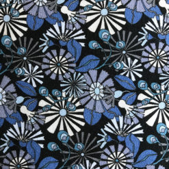Daisy Pop Liberty Jersey Fabric for Chemo Hat