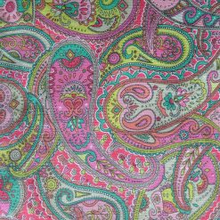 Liberty Cord Cadbys Pink Fabric