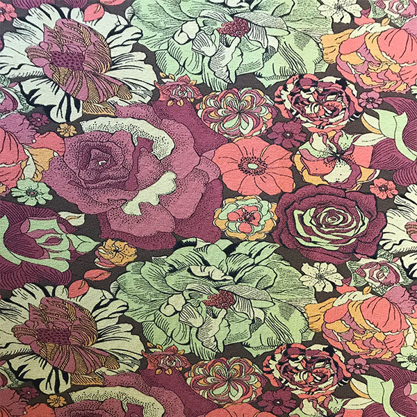 Liberty Jersey Farrow Fabric