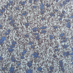 Greeny Grey Blue Jersey fabric for cancer hat