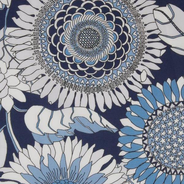 Tana Lawn Dusk Fabric for Cancer Scarf