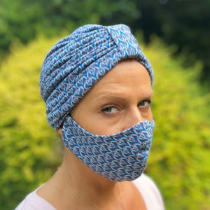 Liberty Fabric Face Covering
