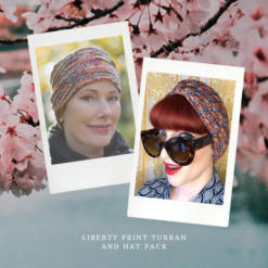 Liberty turban and hat pack
